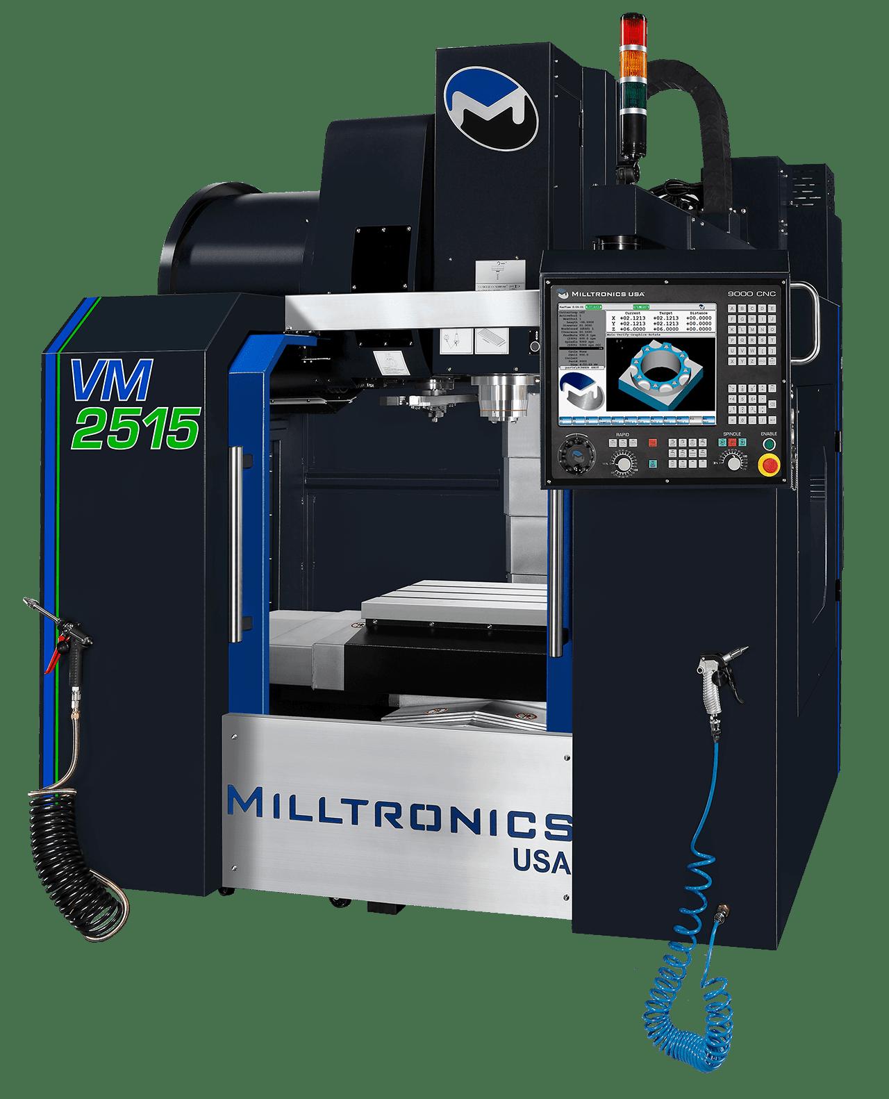 VM2515 Milltronics 3-Axis Mill