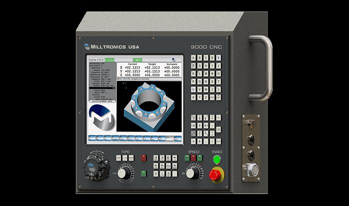 Milltronics 9000 CNC Control