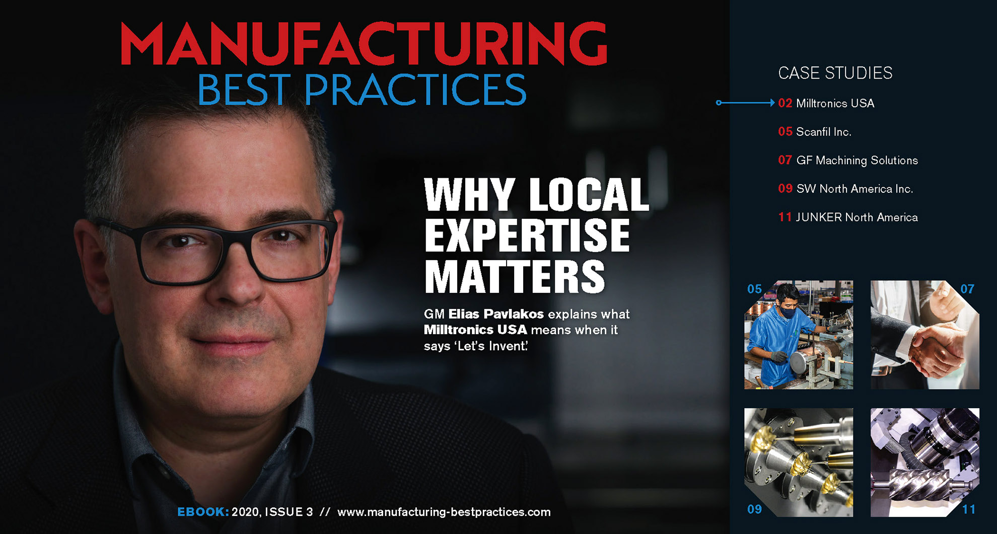 Milltronics USA Leverages the Benefits of Local Expertise